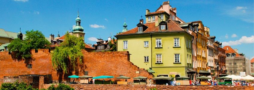 Warszawa dla szkół przyjezdnych